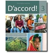 D'Accord! Level 3 Student Edition by Vista Higher Learning, 9781605763637