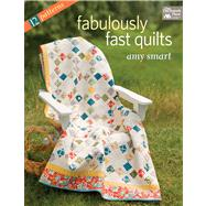 Fabulously Fast Quilts by Smart, Amy, 9781604683639