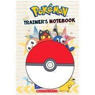 Trainer's Notebook (Pokémon) by Sander, Sonia, 9781338193640