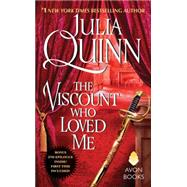 The Viscount Who Loved Me by Quinn, Julia, 9780062353641