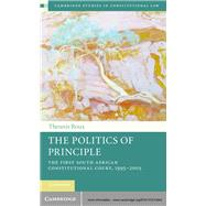 The Politics of Principle by Roux, Theunis, 9781107013643