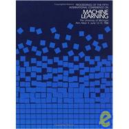 Machine Learning 1988 International Conference by Laird, John, 9780934613644