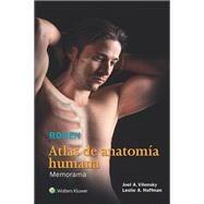 Rohen. Atlas de anatomía humana Memorama by Vilensky, Joel A.; Hoffman, Leslie A.; Rohen, Johannes W., 9788416353644
