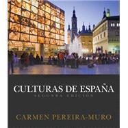 Culturas de Espana by Pereira-Muro, Carmen, 9781285053646