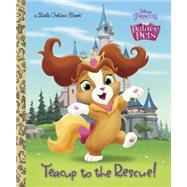 Teacup to the Rescue! (Disney Princess: Palace Pets) by POSNER-SANCHEZ, ANDREADICICCO, SUE, 9780736433648