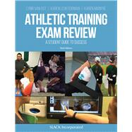Athletic Training Exam Review A Student Guide to Success by Van Ost, Lynn; Lew, Karen; Manfre, Karen, 9781630913649