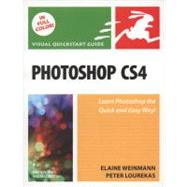 Photoshop CS4, Volume 1 Visual QuickStart Guide by Weinmann, Elaine; Lourekas, Peter, 9780321563651