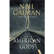 American Gods by Gaiman, Neil, 9780380973651