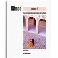 Ritmos 5-month web access card by Live Oak Multimedia, 9781886553651