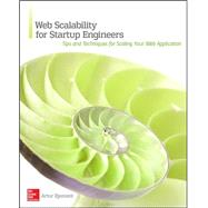 Web Scalability for Startup Engineers by Ejsmont, Artur, 9780071843652