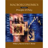 Macroeconomics Principles and Policy by Baumol, William J.; Blinder, Alan S., 9780538453653