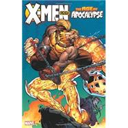 X-Men: Age of Apocalypse Vol. 2 by Lobdell, Scott; Nicieza, Fabian; Hama, Larry; Ellis, Warren; Madureira, Joe, 9780785193654