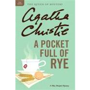 A Pocket Full of Rye by Christie, Agatha, 9780062073655