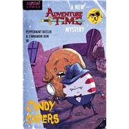 Adventure Time: Candy Capers by Panagariya, Ananth; Ota, Yuko; Mcginty, Ian, 9781608863655