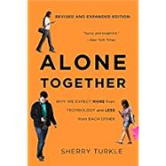 Alone Together by Turkle, Sherry, 9780465093656
