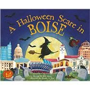 A Halloween Scare in Boise by James, Eric; La Ray, Marina, 9781492623656