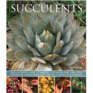 Succulents by Hewitt, Terry; Anderson, Peter, 9781780193656