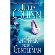 An Offer from a Gentleman by Quinn, Julia, 9780062353658