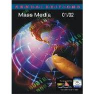 Mass Media 01/02 by Gorham, Joan, 9780072433661