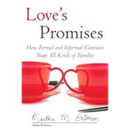 Love's Promises by Ertman, Martha M., 9780807033661