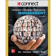 Connect 1 Semester Access Card for Fundamentals of Human Resource Management by Noe, Raymond; Hollenbeck, John; Gerhart, Barry; Wright, Patrick, 9781259303661