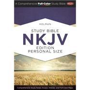 Holman Study Bible: NKJV Edition Personal Size, Trade Paper by Holman Bible Staff, 9781433613661