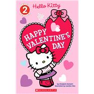 Happy Valentine's Day (Hello Kitty) by Bennett, Elizabeth; Hino, Sachiho, 9781338113662