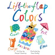 Lift-the-Flap Colors by Channing, Margot; Exelby, Ilana, 9781912233663