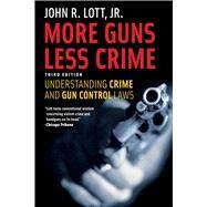 More Guns, Less Crime: Understanding Crime And Gun-control Laws
