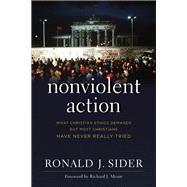 Nonviolent Action by Sider, Ronald J.; Mouw, Richard J., 9781587433665
