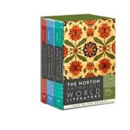 Norton Anthology of World Literature Package Vols. D, E, F by PUCHNER,MARTIN, 9780393933666