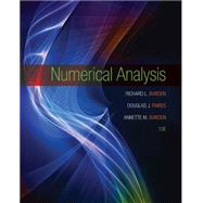 Numerical Analysis by Burden, Richard L.; Faires, J. Douglas; Burden, Annette M., 9781305253667