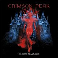 Crimson Peak 2016 Calendar by Trends International, 9781438843667