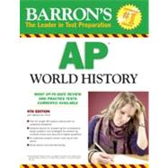 Barron's Ap World History by McCannon, John, 9780764143670