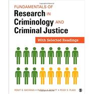 Fundamentals of Research in Criminology and Criminal Justice by Bachman, Ronet D.; Schutt, Russell K.; Plass, Peggy S., 9781506323671