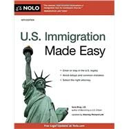 U.S. Immigration Made Easy by Bray, Ilona; Link, Richard, 9781413323672