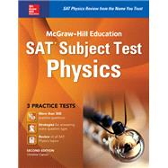 McGraw-Hill Education SAT Subject Test Physics 2nd Ed. by Caputo, Christine, 9781259583674