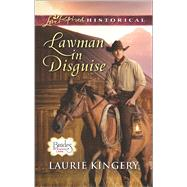 Lawman in Disguise by Kingery, Laurie, 9780373283675