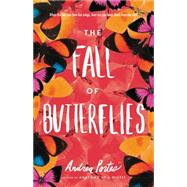 The Fall of Butterflies by Portes, Andrea, 9780062313676