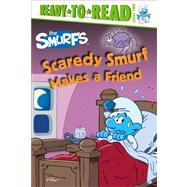 Scaredy Smurf Makes a Friend by Peyo, 9781442473676