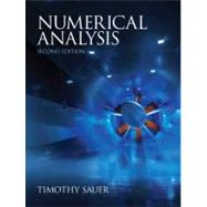 Numerical Analysis by Sauer, Timothy, 9780321783677
