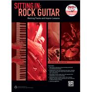 Sitting in Rock Guitar by Meeker, Jared, 9781470623678