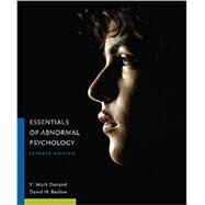 Essentials of Abnormal Psychology by Durand, V. Mark; Barlow, David H., 9781305633681
