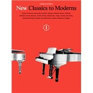 New Classics to Moderns, Third Series by Hal Leonard Corp., 9781783053681