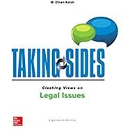 Taking Sides: Clashing Views on Legal Issues by Katsh, M. Ethan, 9781259883682