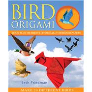 Bird Origami by Friedman, Seth, 9781626863682