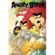 Angry Birds Comics 3 by Toriseva, Janne; Dakin, Glenn; Korhonen, Kari; Larmola, Kivi; Ferioli, Cesar, 9781631403682