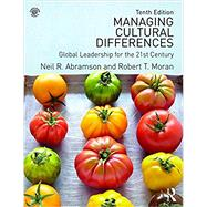 Managing Cultural Differences: Global Leadership for the 21st Century by Abramson; Neil Remington, 9781138223684