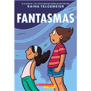 Fantasmas by Telgemeier, Raina, 9781338133684