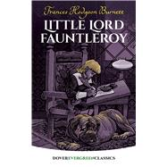 Little Lord Fauntleroy 9780486423685N